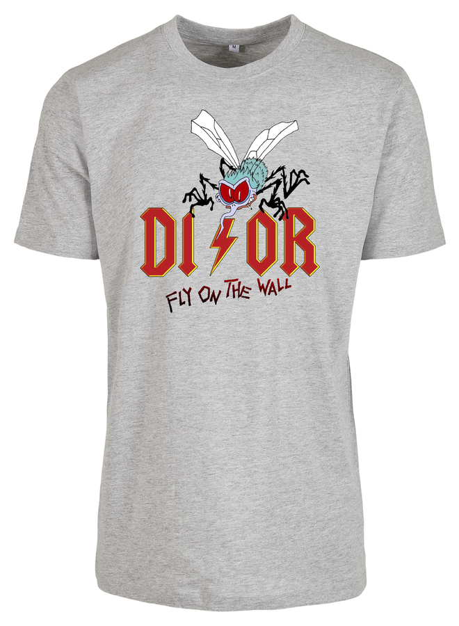 Colored fly t-shirt