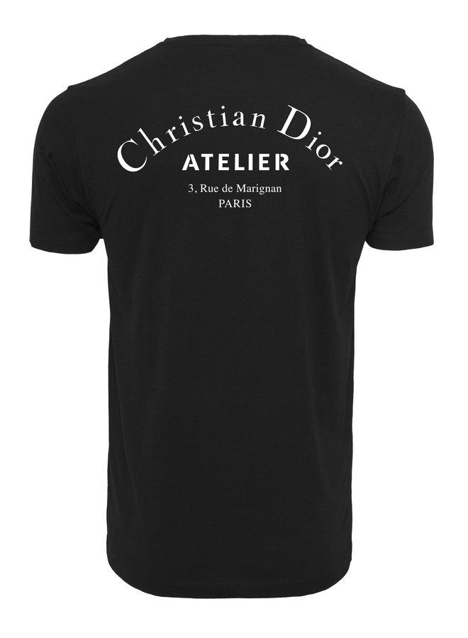 SALE - Atelier T-shirt Black XS