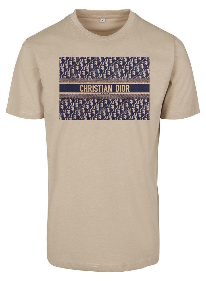 SALE - DD Blue T-shirt Sand M