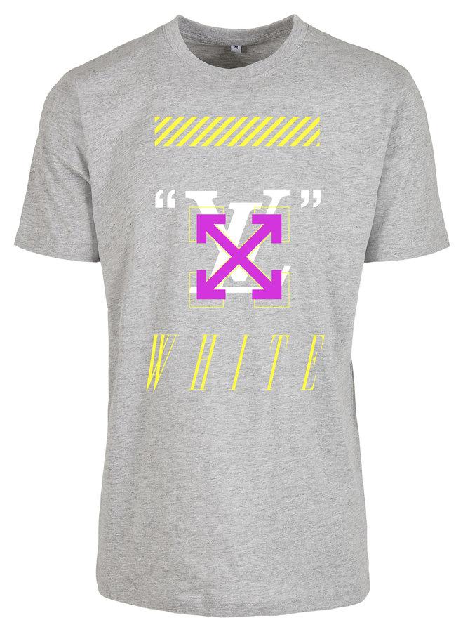 SALE - Marks Yellow T-shirt Grey M