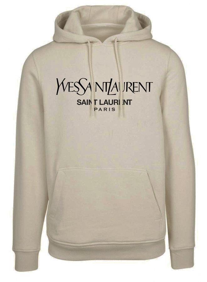 SALE - Sainty Hoodie Sand M