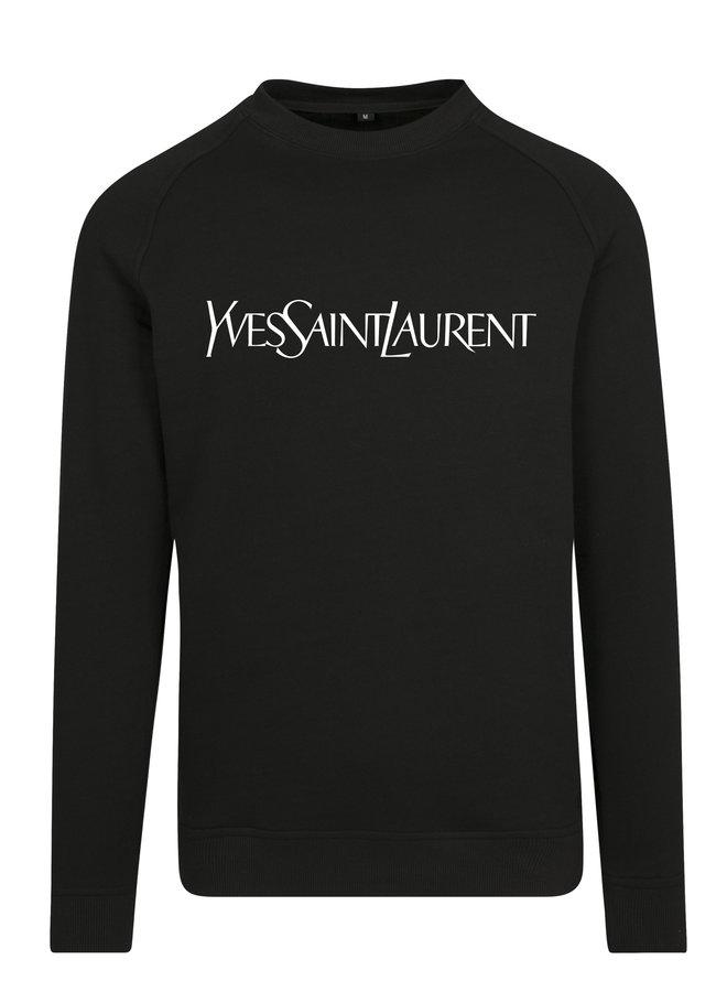 SALE - Vintage S Basic Sweater Black L