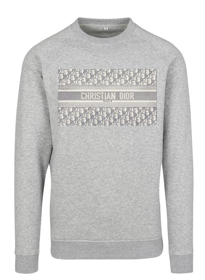SALE - DD Greyish Basic Sweater Grey XL