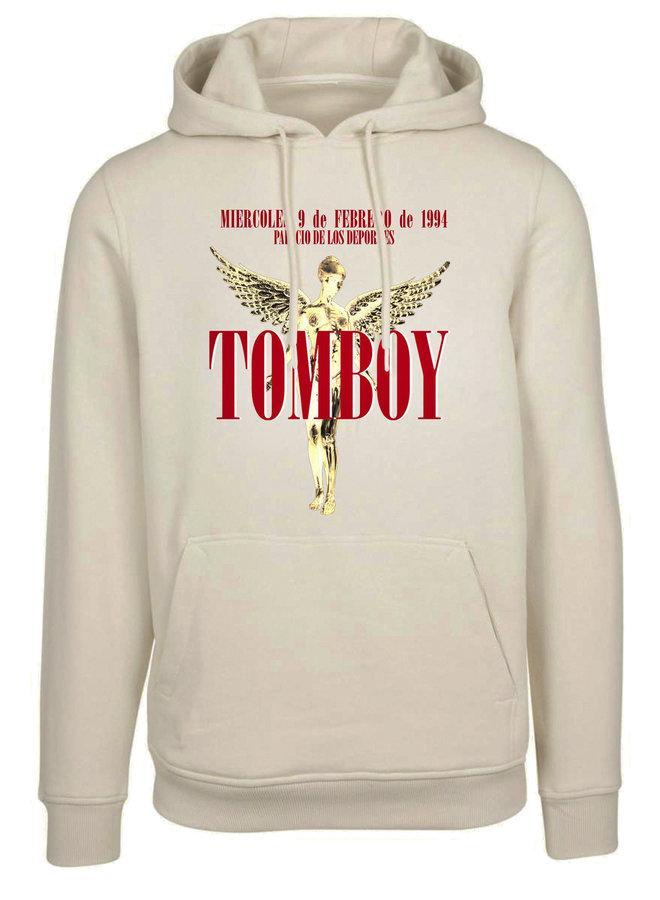 SALE - Tomboy Hoodie Sand XL