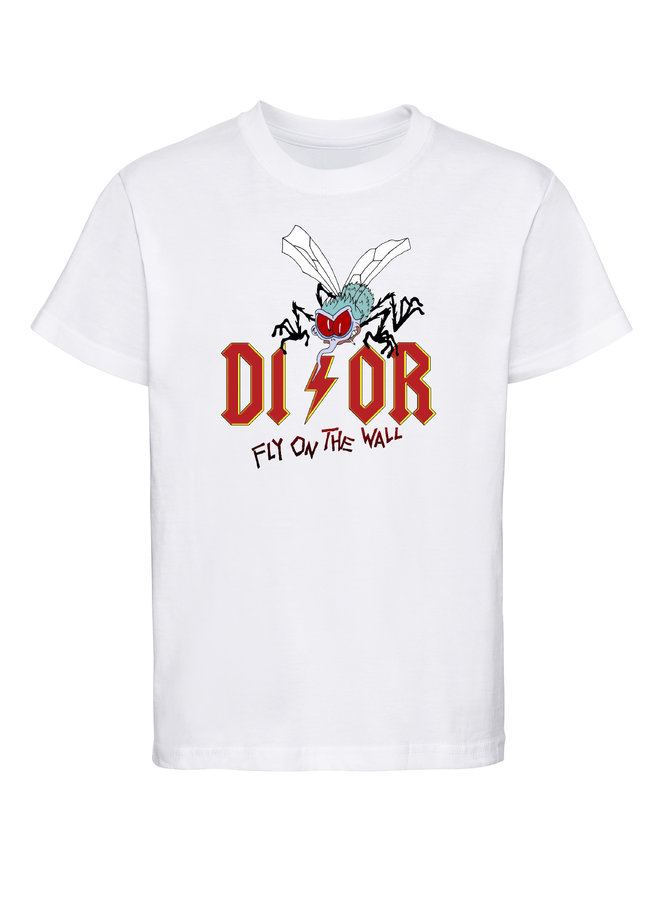 Colored Fly Kids T-shirt