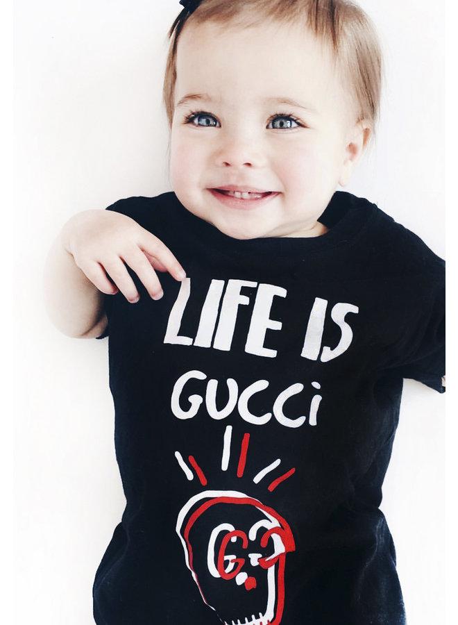 Life Skull Kids T-shirt