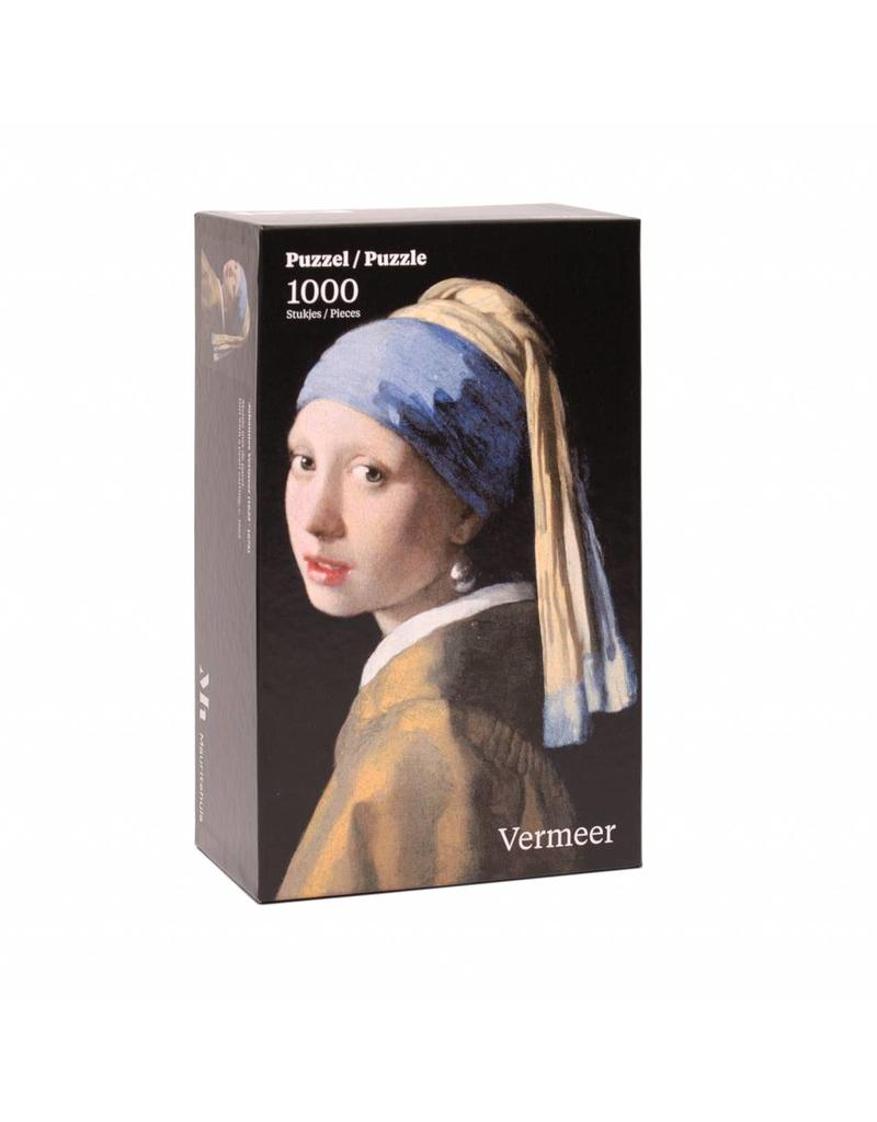 Jigsaw Puzzle Girl with a Pearl Earring