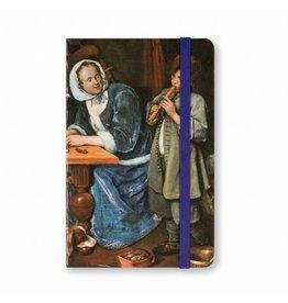 Notitieboek A6 Zo de Ouden Zongen, zo Piepen de Jongen