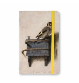 Notebook A6 The Goldfinch