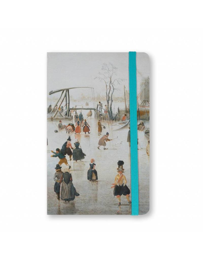 Notebook A6 Ice Scene