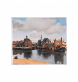 Lens Cloth View of Delft
