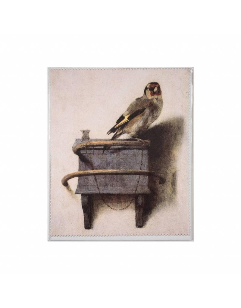 Lens Cloth The Goldfinch