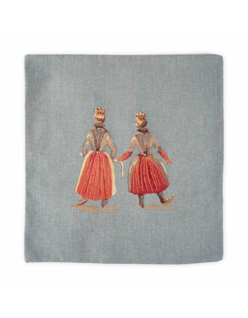 Pillowcase Ice Scene Women