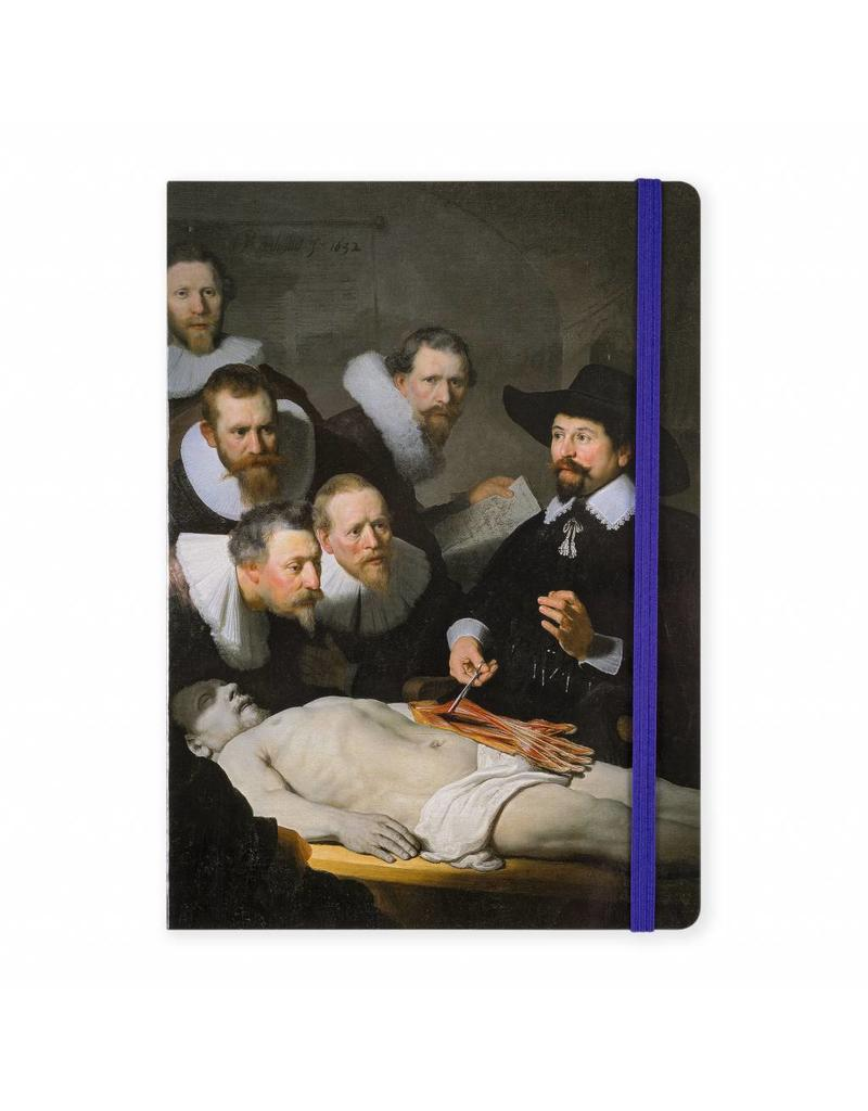 Notebook A5 Anatomy Lesson