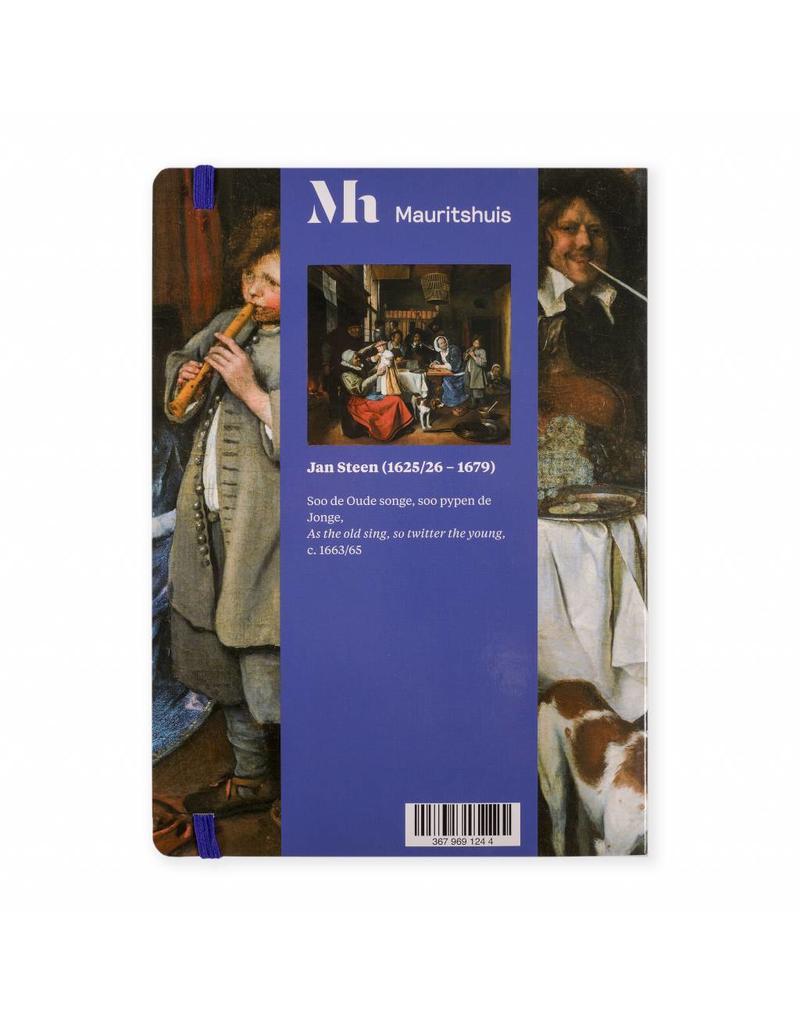 Notitieboek A5 Zo de Ouden Zongen, zo Piepen de Jongen