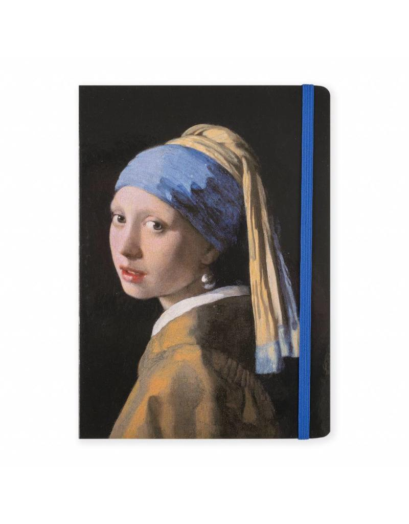 Notitieboek A5 Meisje met de Parel