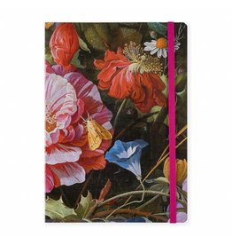 Notebook A5 Poppy