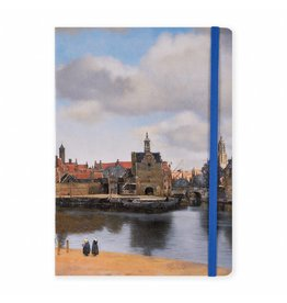 Notebook A5 View of Delft