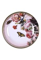 Decoratief bord Vaas met Bloemen