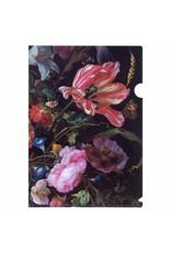 A4 Insteekmap Bloemen de Heem