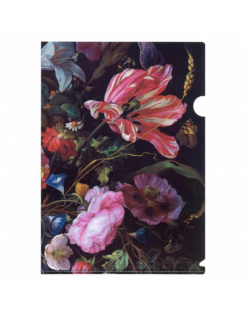 A4 Insert Folder Flowers de Heem