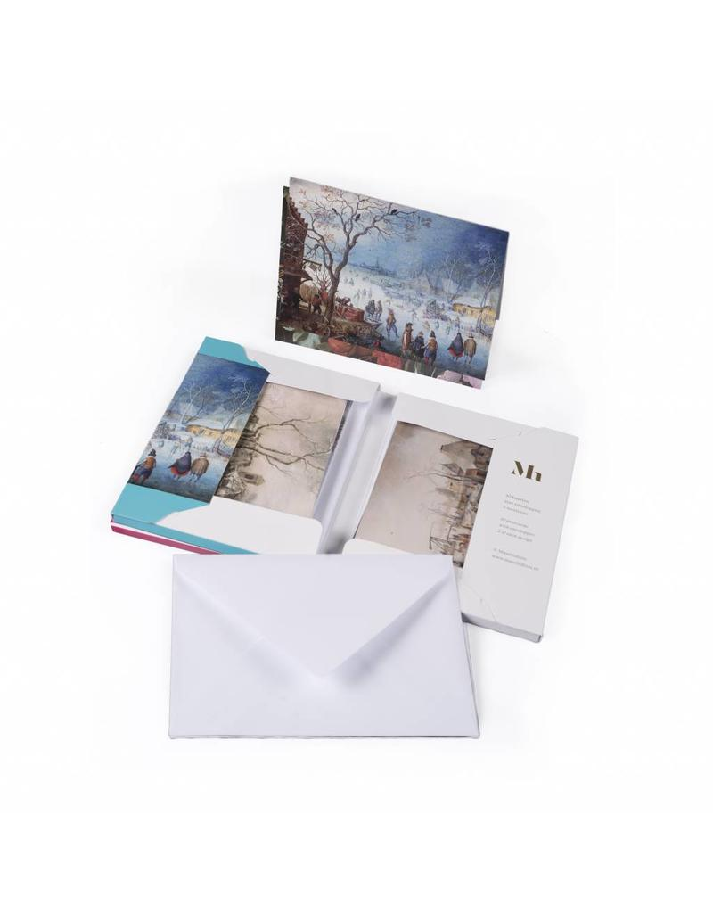 Postcards Wallet Winter