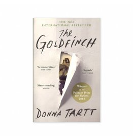 The Goldfinch (English)