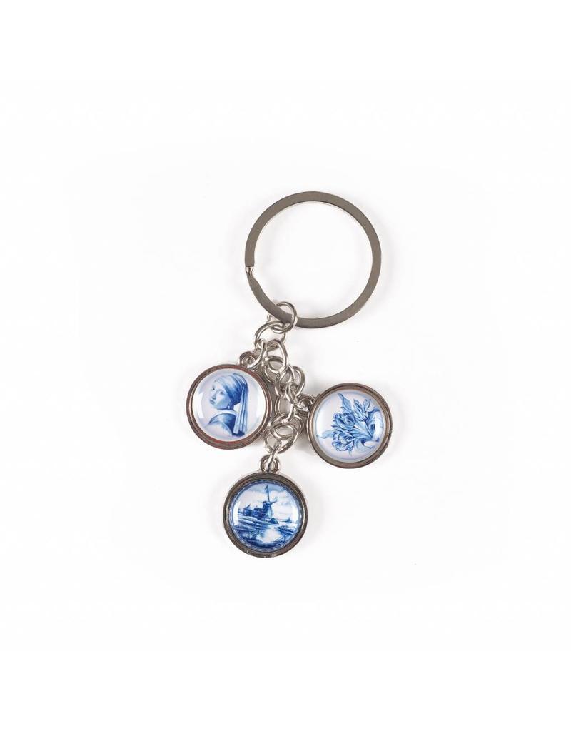 Keychain charms Mauritshuis