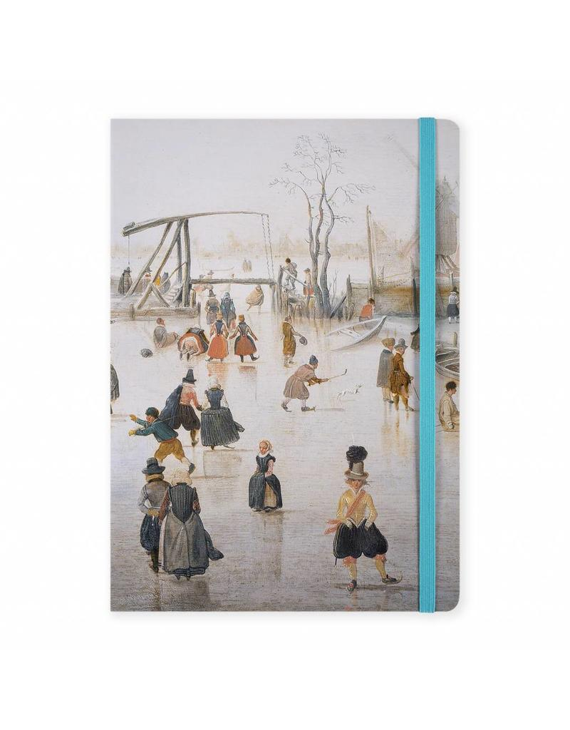 Notebook A5 Ice Scene