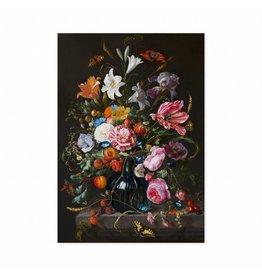 Poster Flowers de Heem