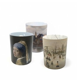 Tea Light Holders Mauritshuis