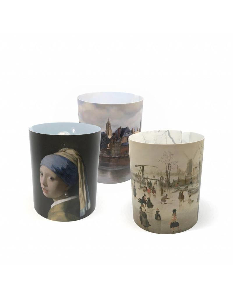 Tea Light Holders Mauritshuis