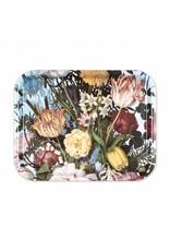 Tray Flowers Bosschaert