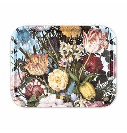 Dienblad Bloemen Bosschaert