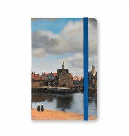 Notitieboek A6 Gezicht op Delft