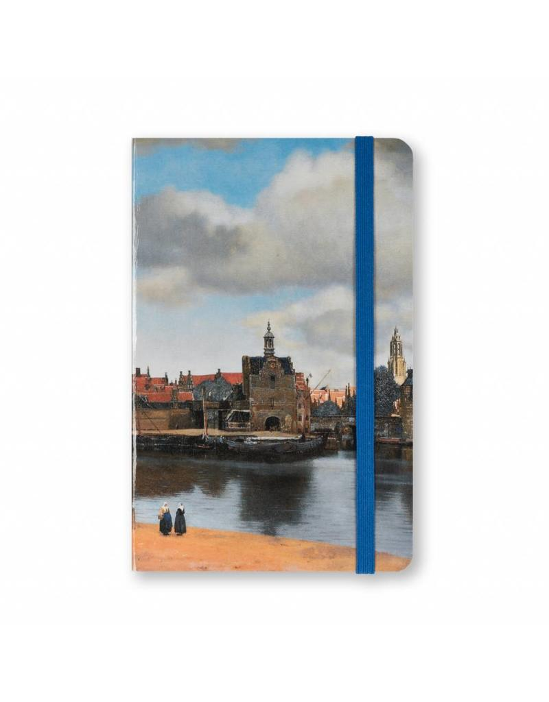 Notebook A6 View of Delft