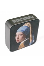 Bluetooth Speaker Girl with a Pearl Earring