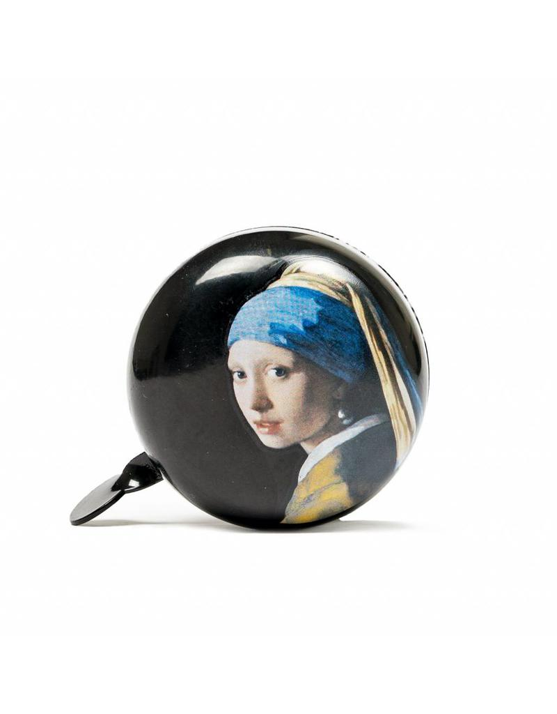 Bicycle Bell Girl with a Pearl Earring