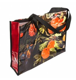 Shopping Bag Flowers and Fruit