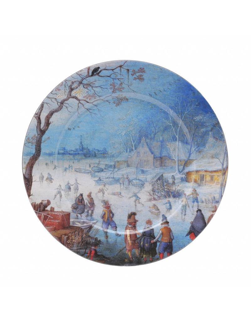 Onderbord Winterlandschap