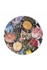 Charger Plate Flowers Bosschaert