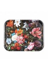 Tray Flowers de Heem