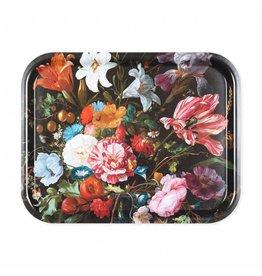 Dienblad Vaas met Bloemen