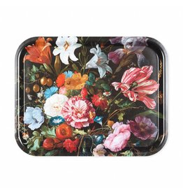 Tray Flowers de Heem