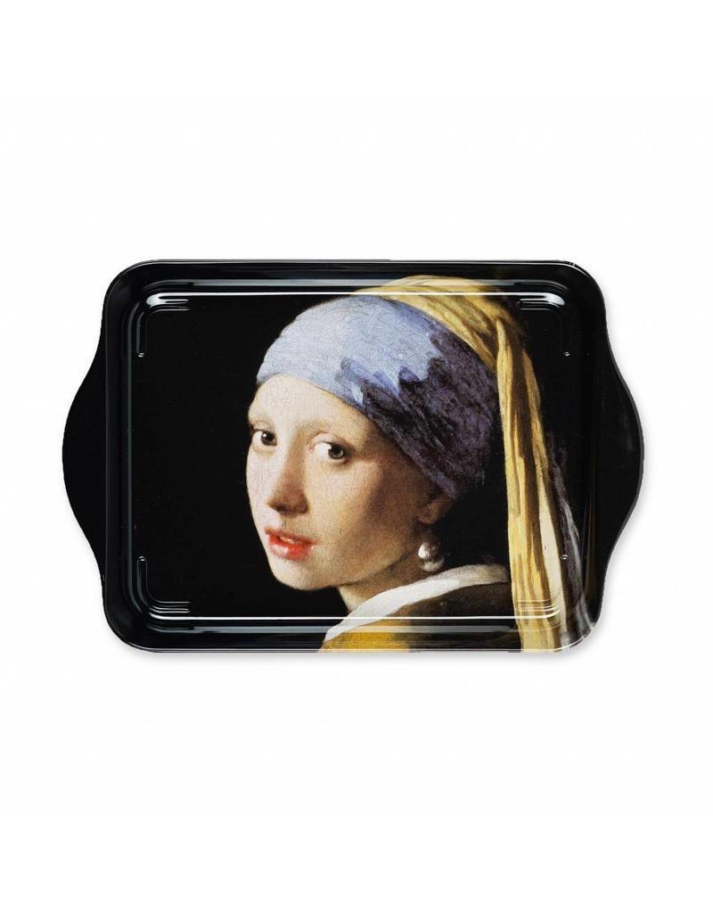 Tray Girl with a Pearl Earring Small