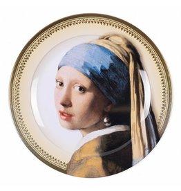 Decoratief bord Meisje met de Parel