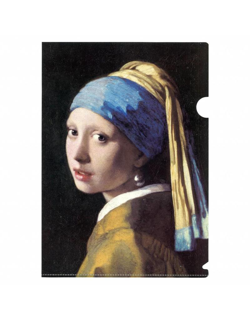 A4 Insert Folder Girl with a Pearl Earring