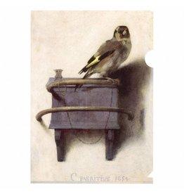 A4 Insert Folder The Goldfinch