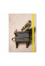 Notebook A5 The Goldfinch