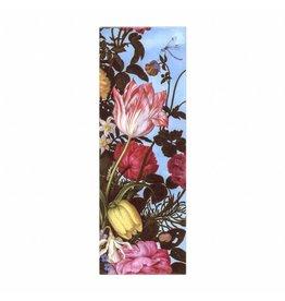 Magnet Vase of Flowers in a Window